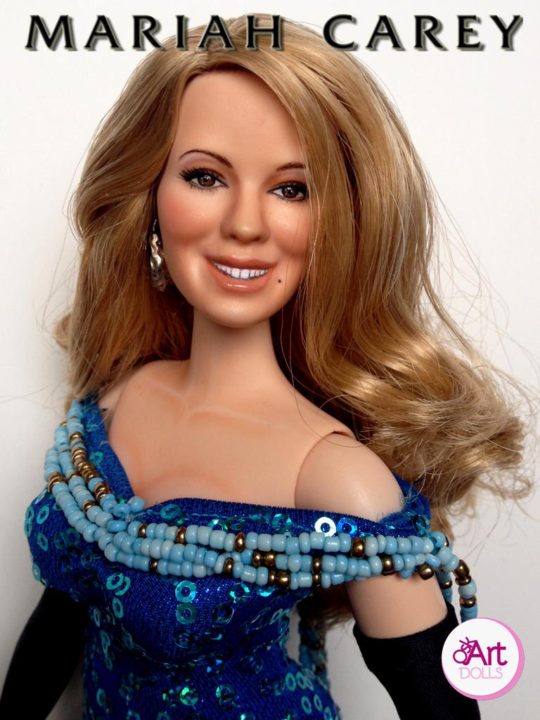 Mariah Carey Oskart Dolls