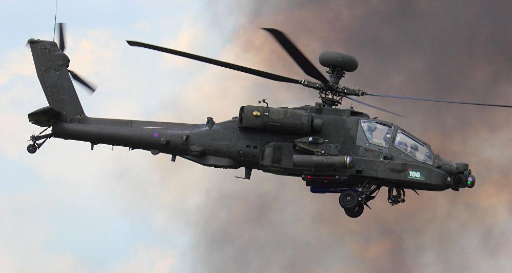 Έρχονται Apache, Chinook, UH-60M και HH-60 Blackhawk του αμερικάνικου στρατού στον Βόλο