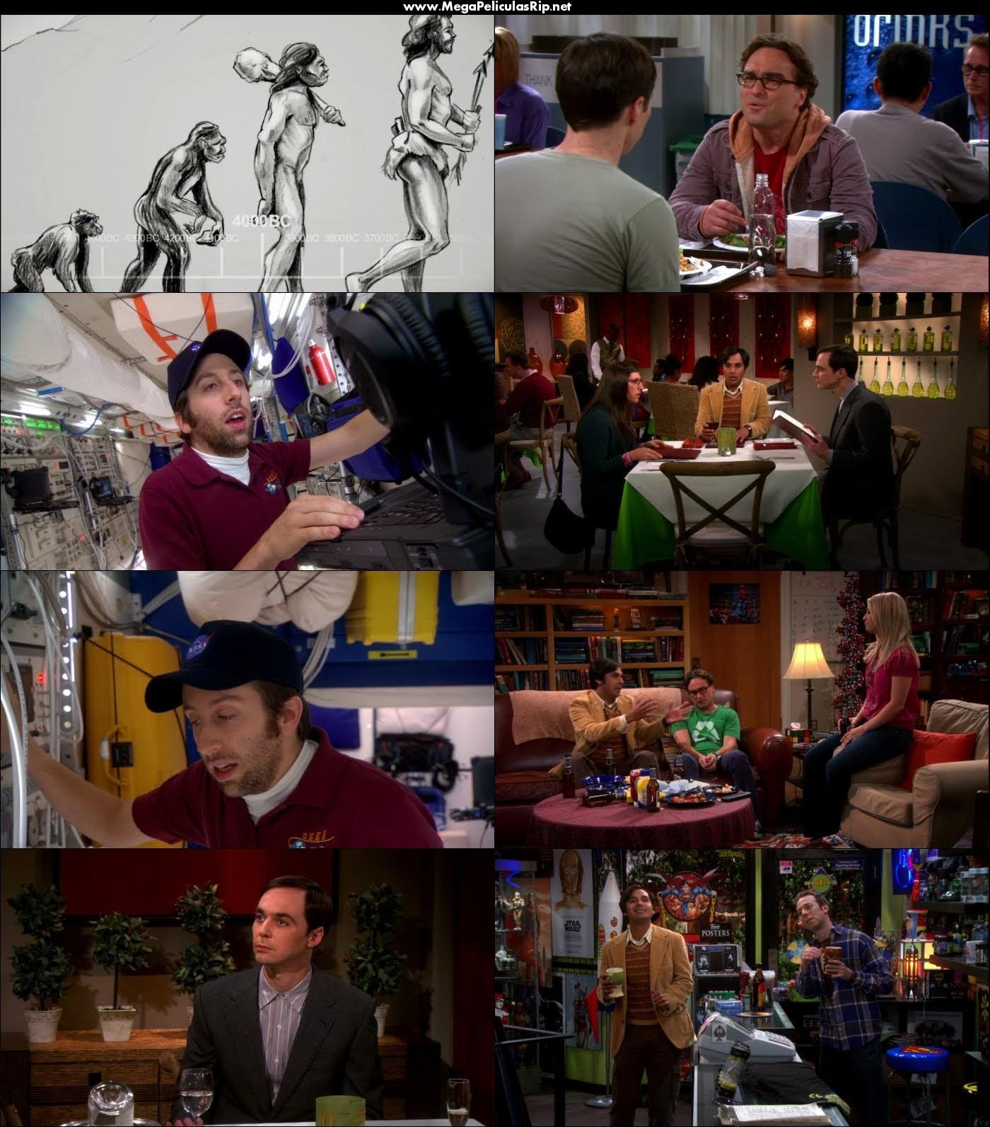 The Big Bang Theory Temporada 6 1080p Latino
