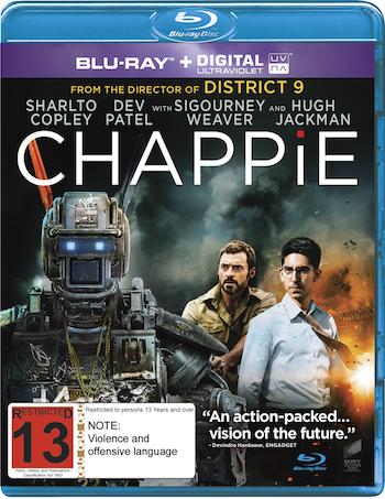 Chappie 2015 480p 350MB