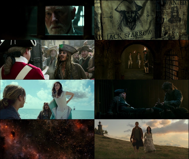 Pirates of the Caribbean: Dead Men Tell No Tales 2017 Dual Audio 1080p BluRay