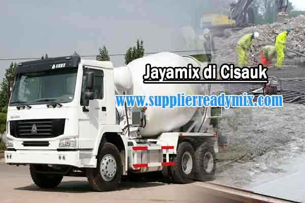 Harga Cor Beton Jayamix Cisauk Per M3 2021