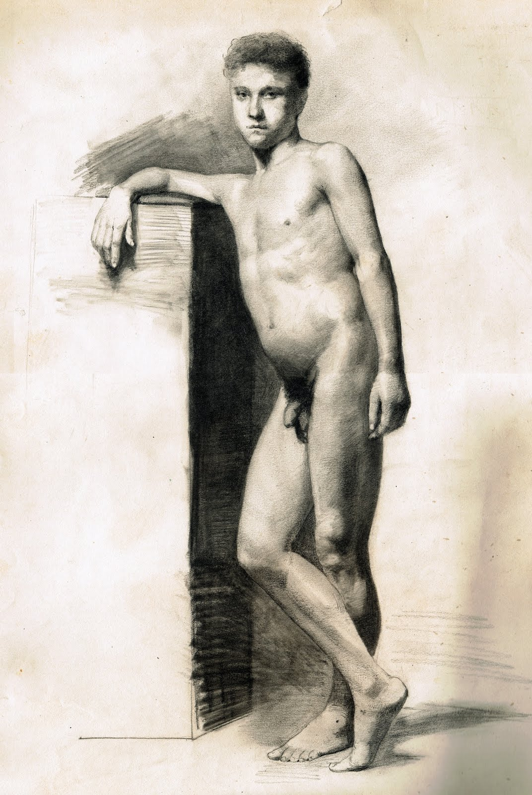 young nude blumen