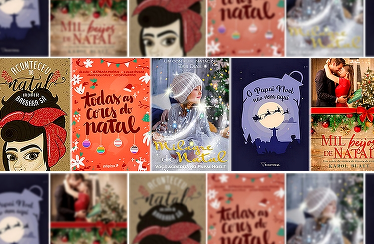 contos, Kindle Unlimited, autores brasileiros, resenha, natal, contos natalinos