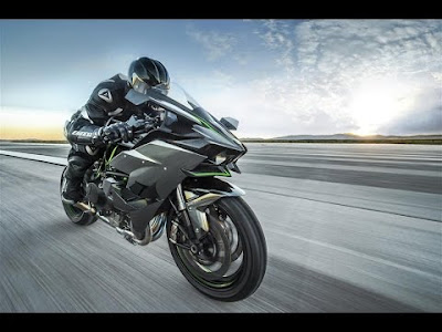 2016 Kawasaki Ninja H2R picture