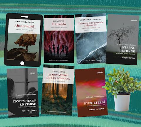 #NOTICIAS Siete ebooks más se agregan al catálogo de Bitácora de vuelos ediciones  ** La editorial abrió sus puertas en 2014 y hasta el día de hoy ha publicado alrededor de 46 publicaciones electrónicas | Carlos Álvarez Orozco