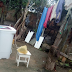 Mulher morre eletrocutada enquanto lavava roupa no quintal de casa em Serrinha.