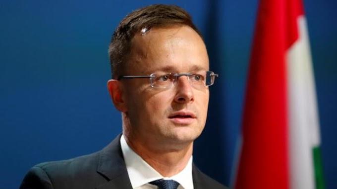 Κατά των κυρώσεων στην Τουρκία ο Υπουργός Εξωτερικών της Ουγγαρίας