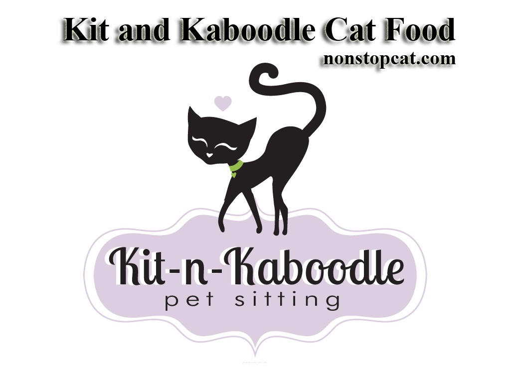 Kit and Kaboodle Cat Food