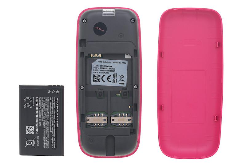 Điện thoại Nokia 105 Dual Sim 2019