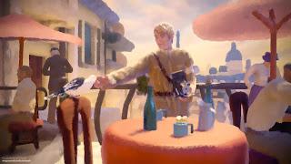 11-11: Memories Retold PS Vita Background