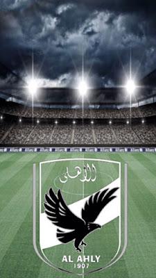 أفضل صور وخلفيات نادي الأهلي المصري Al Ahly SC للهواتف الذكية أندرويد