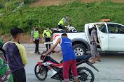 Balap Liar di Ruas Jalan Tol, 7 Sepeda Motor Disita