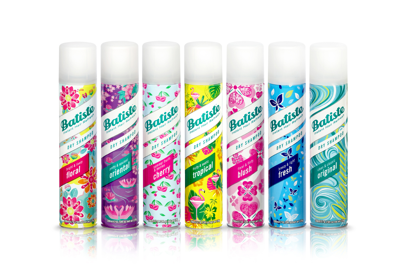 Batiste on Packaging of the World - Creative Package