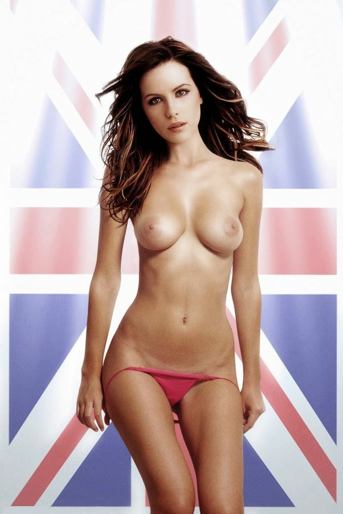 Sexet Kate Beckinsale Nøgen