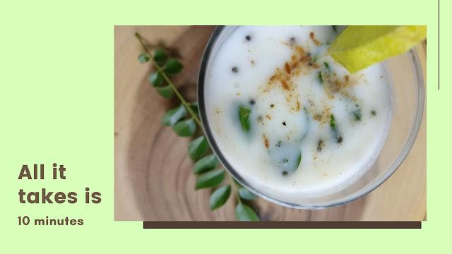 Nimbu Chaas Summer Drink Recipe