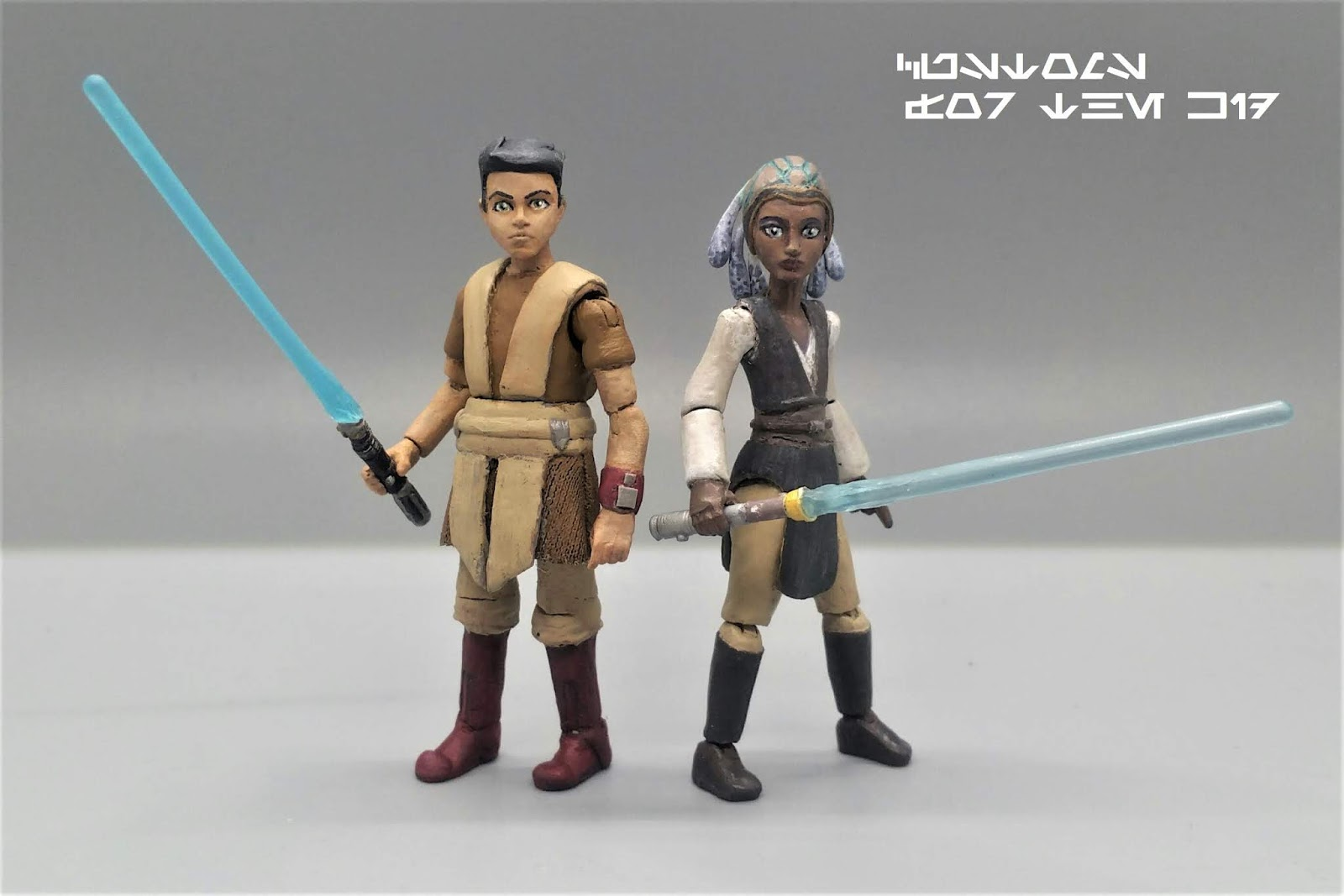 Star Wars Customs For The Kid Jedi Younglings Created By Customs For The Kid Part One Check out this fantastic star wars infographic that focuses. star wars customs for the kid jedi