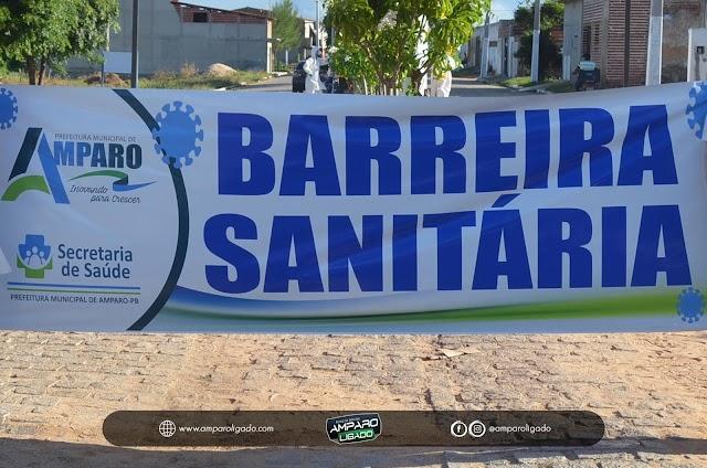 Secretaria de Saúde de Amparo instala Barreiras Sanitárias fixas nas 3 entradas da cidade