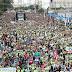Marcha para Jesus reúne milhares e tem oração contra corrupção