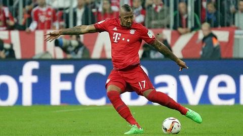Boateng ngày càng trưởng thành tại Bundesliga