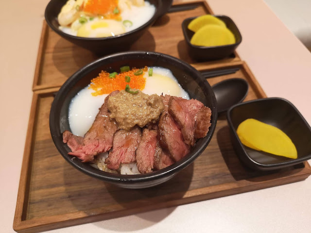 Wagyu Beef Mini Don