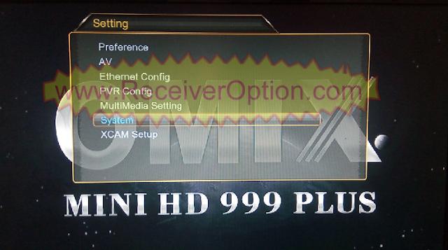 OMIX MINI HD 999 PLUS RECEIVER TEN SPORTS OK NEW SOFTWARE