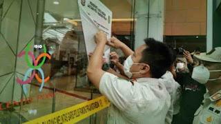Pemko Medan Lepas Segel Mall Centre Point, Sudah Bayar Tunggakan PBB