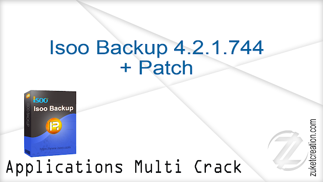 Isoo Backup 4.2.1.744 + Patch