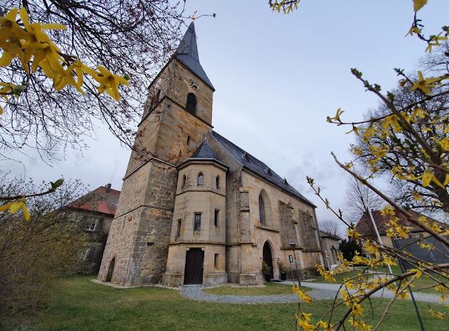Pfarrkirche St. Michael, Lindenhardt