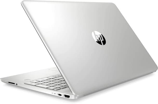 HP 15s-fq1075ns: portátil Core i3 de 15'' con teclado QWERTY y entrada USB-C
