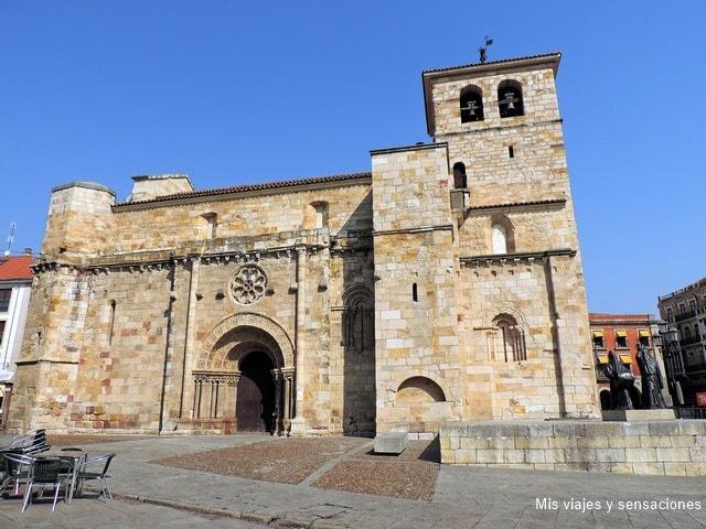 Iglesia de San Juan de Puerta Nueva, Zamora, Castilla y León