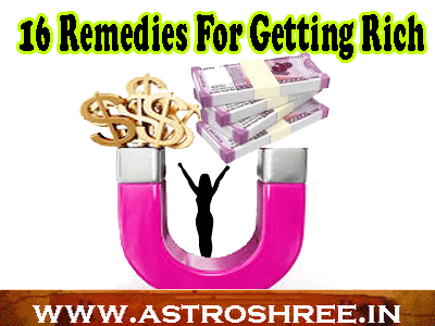 astrology ways to become rich person