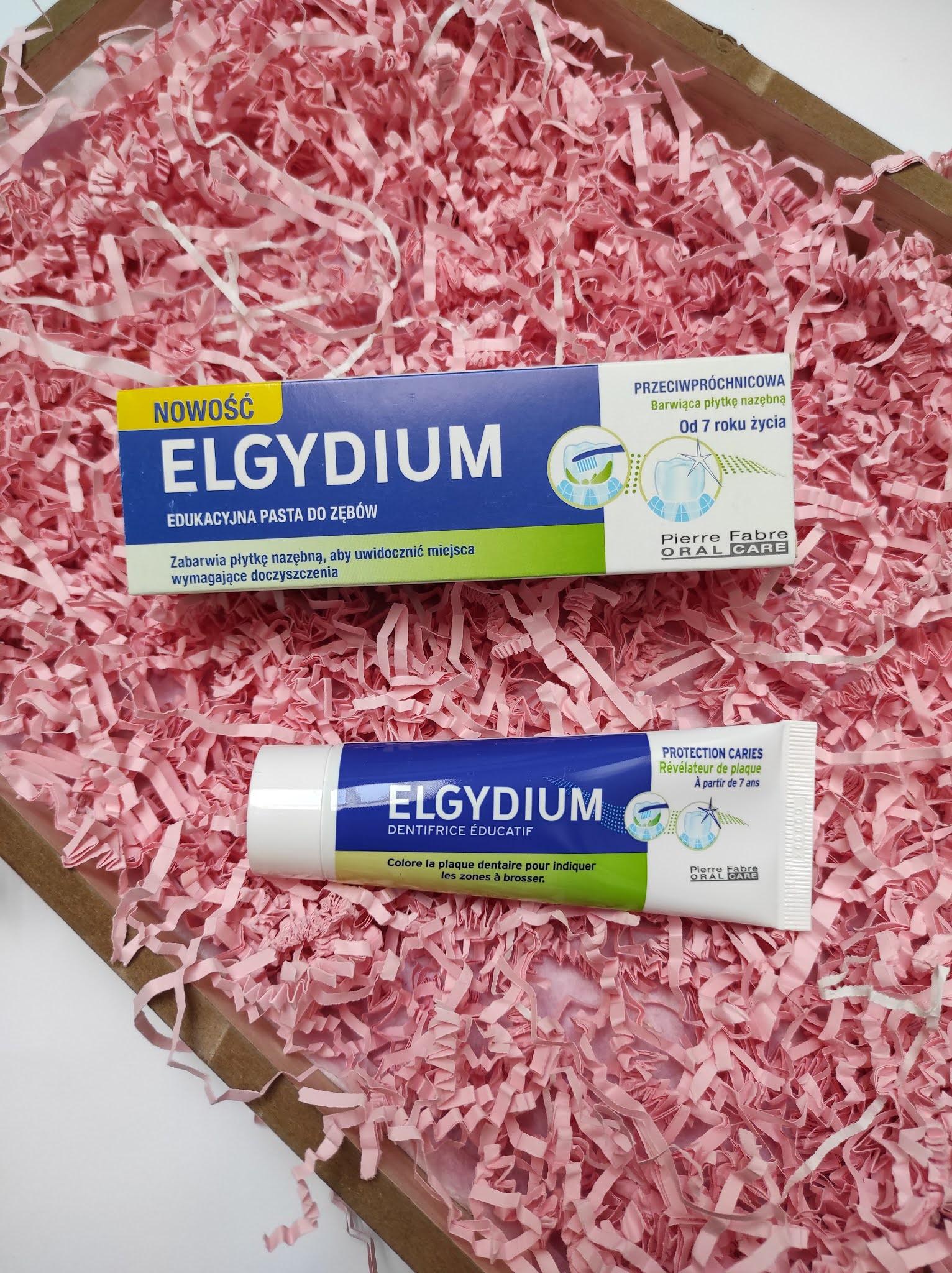 Edukacyjna pasta do zębów Elgydium