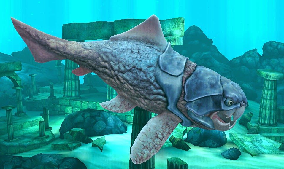 Louisville Fossils and Beyond: How To Be A Dunkleosteus