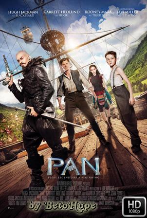 Pan [1080p] [Latino-Ingles] [MEGA]