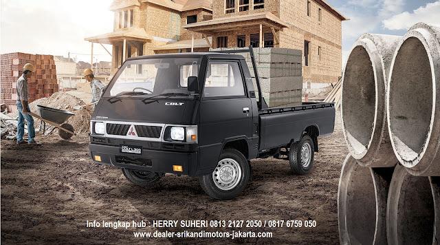 jual colt l300 pick up 2020, jual mobil pick up colt l300 2020