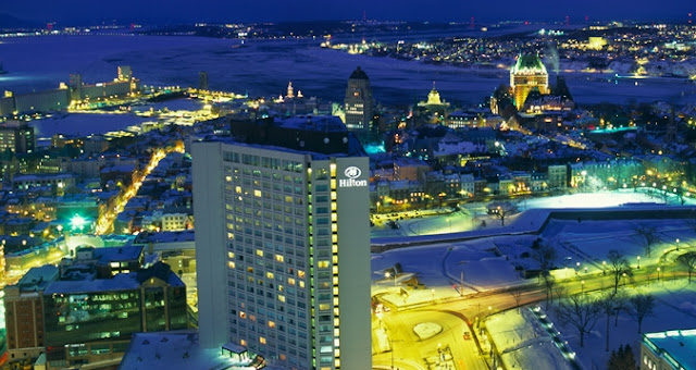 Hilton Quebec City