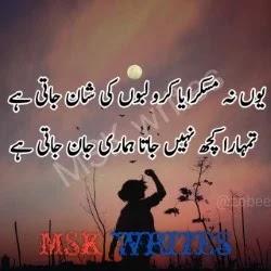 Best Poetry In Urdu About Life