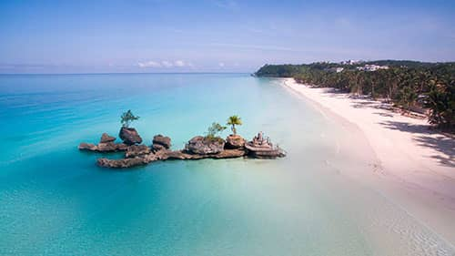 Reopening of Boracay Island