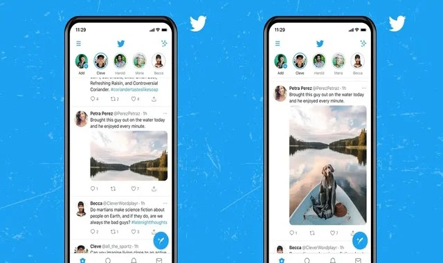 How do you upload 4K photos and videos to Twitter?