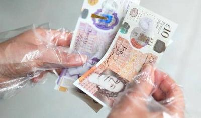 كورونا أخبار كورونا فيروس كورونا الجديد الأوراق النقدية تلوث الأوراق النقدية  كيف تنتقل الفيروسات الوقاية النظافة غسل اليدين  انتقال الفيروسات