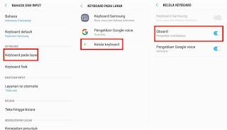 Cara Menambahkan Huruf Arab di Android dengan Aplikasi