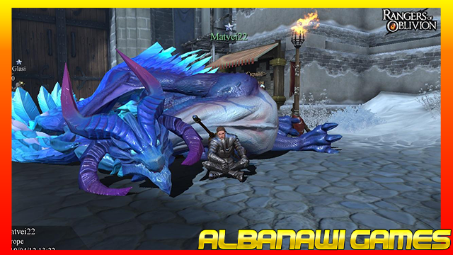 تحميل لعبة Rangers of Oblivion apk للأندرويد من الميديا فاير