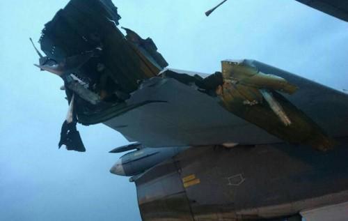 Российская авиация понесла серьезные потери в Сирии.