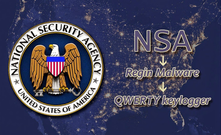 Links Found between NSA, Regin Spy tool and QWERTY Keylogger