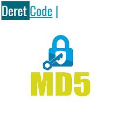 Membuat fungsi enkripsi md5 di vbnet dan csharp