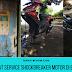 Tempat Service Shockbreaker Motor di Bekasi
