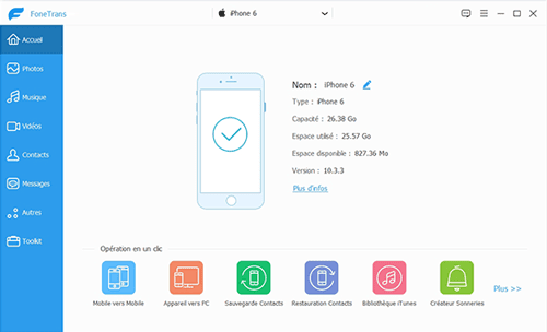 Aiseesoft FoneTrans Full iOS Transfer