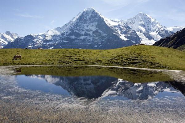 Eiger-Nordwand, Bernese Oberland
