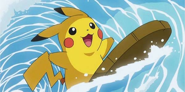 Pikachu surfero y Kyogre llegan a Pokémon GO